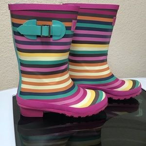 Awesome Joules Rain Boots.